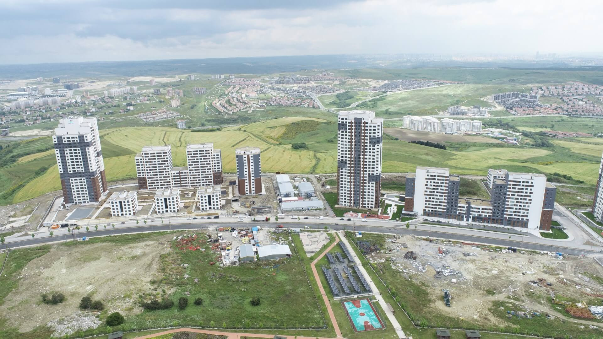 Government Guaranteed Delivered City Project